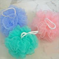 Colored Loofah