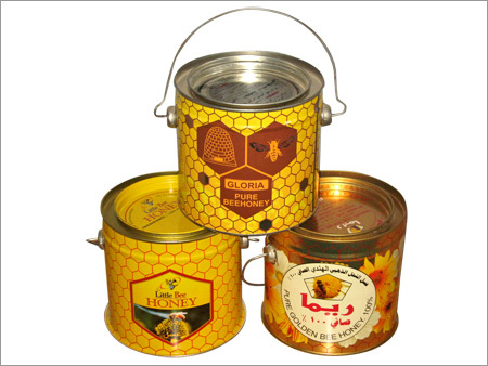 Honey Tins