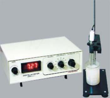 Deluxe PH Meter