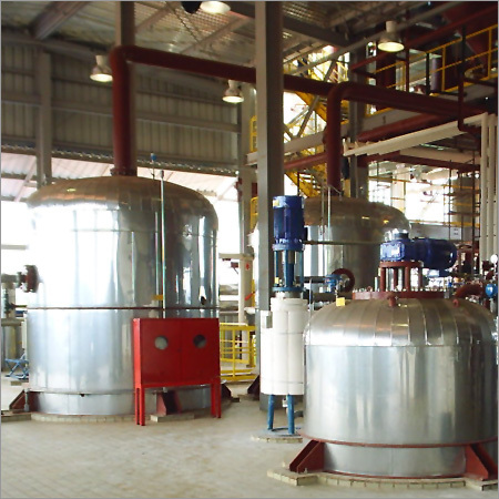 Edible Oil Refining Plant & Equipment