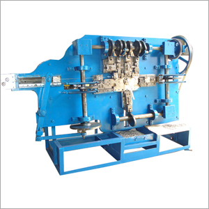 Star Type Wire Forming Machine