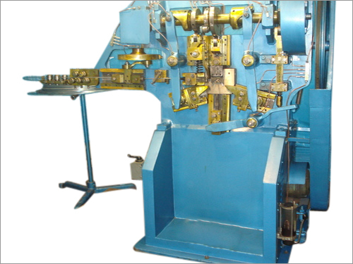 'V' Ring Making Machine
