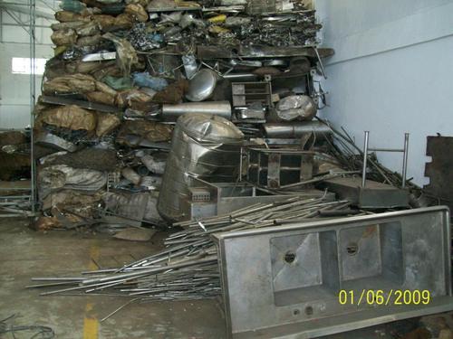 Ferrous/Non Ferrous Metal Scrap