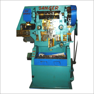 'R' Lock Pin making machine
