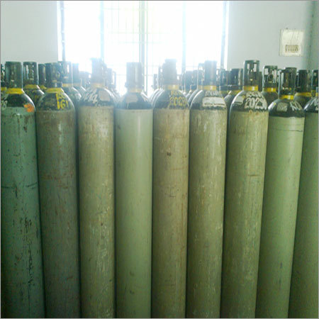 Commercial Argon Cylinders
