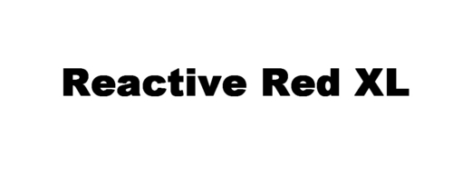 Reactive Red XL Dyes