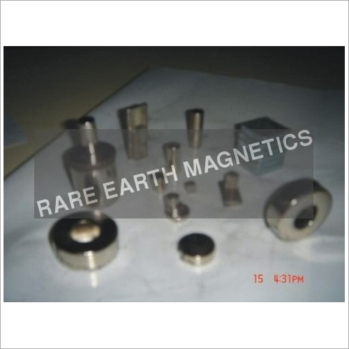 Industrial Rare Earth Magnets