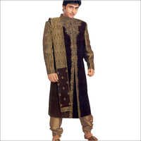 Embroidered Mens Sherwani