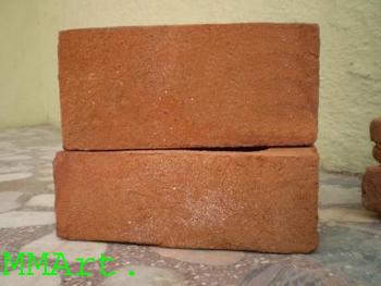 Red Clay high hardness bricks