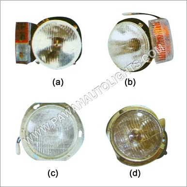 Head Light Assembly GC 1000