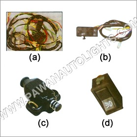 Three Wheeler Electrical Accessories