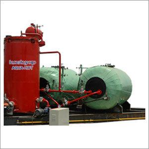 Hot - Water Generator
