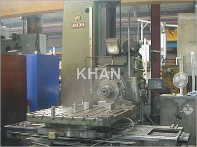 Horizontal Boring Used Machines
