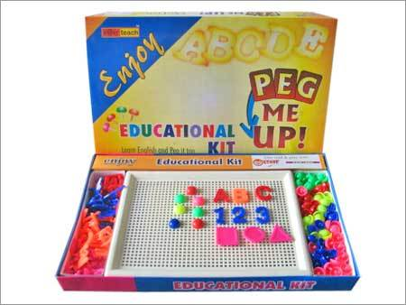 Peg Me Up Educational Kits