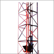 Tower Builder Hoist