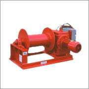 Industrial Cable Pulling Winch