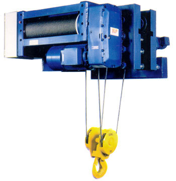 Hevy Duty Wire rope Hoist