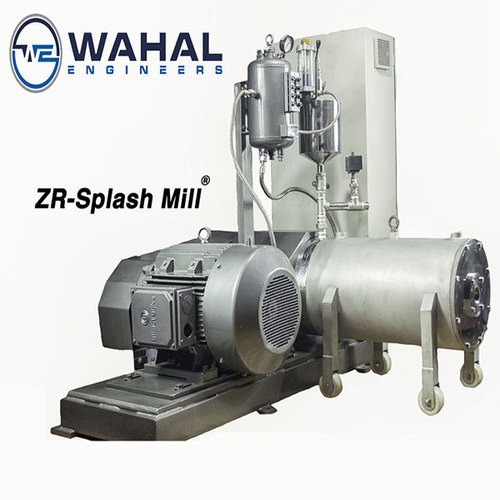 Dispersion Machinery