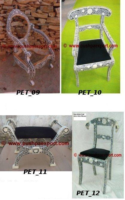 Stylish Bone Chair