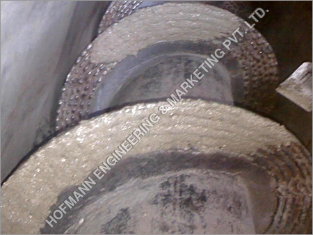 Wear Resistant Coating- Screw