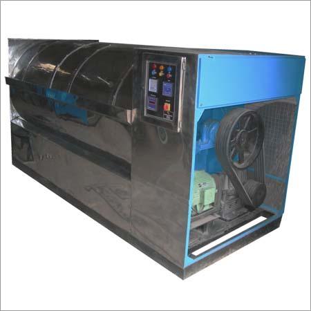 Steam Heated Washing Machine