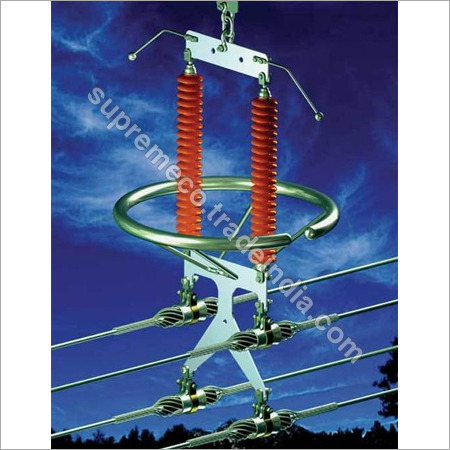 Insulator String Hardware Accessories for EHV line