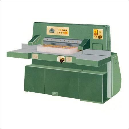 Hydraulic Paper Cutting Machine