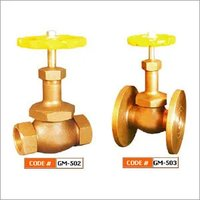 Bronze Globe Valve (Union Bonnet)