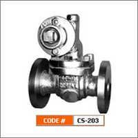Cast Steel Blow Down Valve