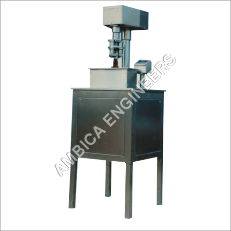 Semi Cap Sealing Machine