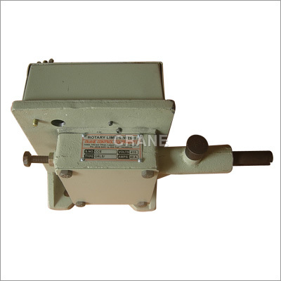 Rotary Gear Limit Switch Cast Iron Body