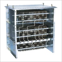 Punched Grid Resistance Box