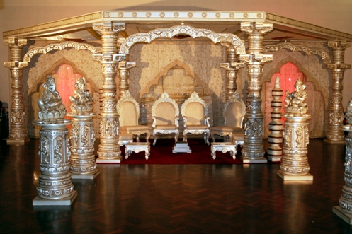 Asian Mandap