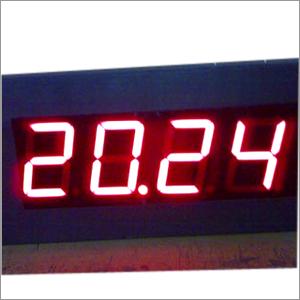 LED Based Digital Clock System