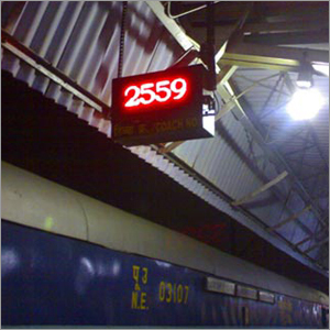 Coach Guidance Display Systems