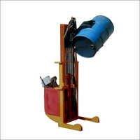 Fully Electro Hydraulic Drum Jockey