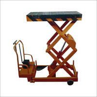 Hydraulic Lifting Platforms