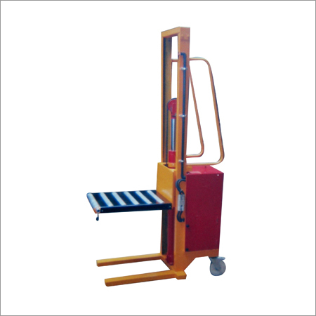 Semi Electrical Roller Stacker