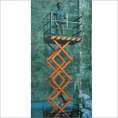 Electro Hydraulic Maintenance Platform