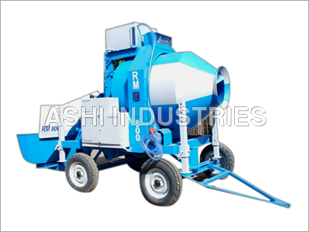 Reversible Mobile Batching Plant