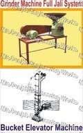 Grinder Machine Full Jali System