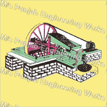 Nalidar Coal Making Machine