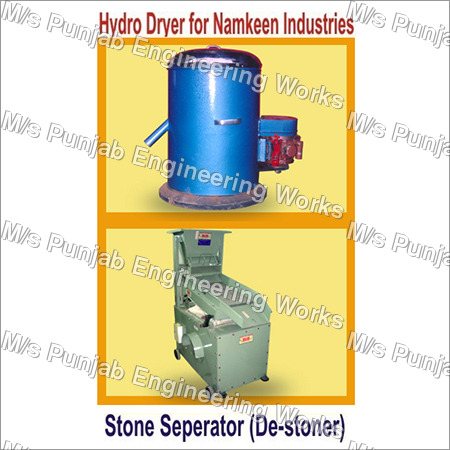 Hydro Dryer for Namkeen Industries