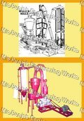 Zinc Ash Crushing grinding machine