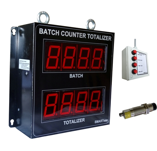 Cement Bag Counter