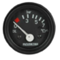 Oil Pressure Gauges