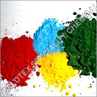 Pigment Fine Paste Emulsions