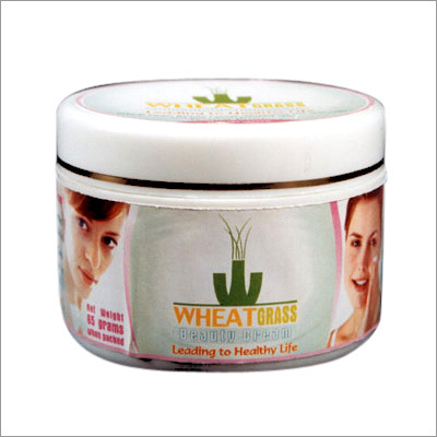 Wheatgrass Cream