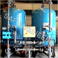Resin Based Water Softener