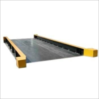 Pitless Surface Mount Weigh Bridge